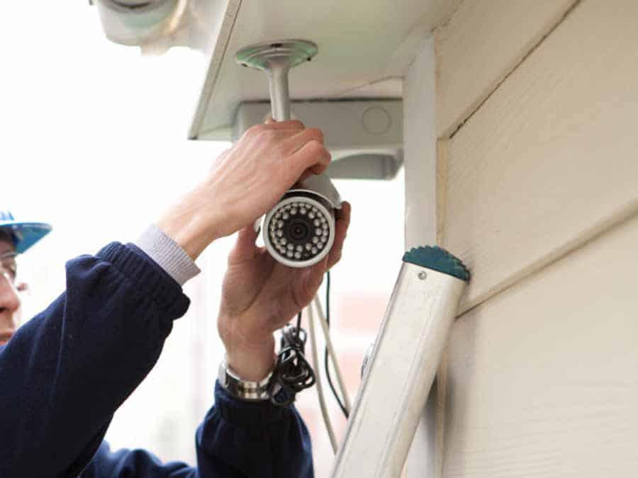 Remote Video Surveillance Security Camera Monitoring Service