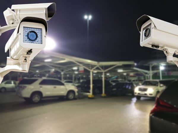Security Monitoring for Auto Dealerships