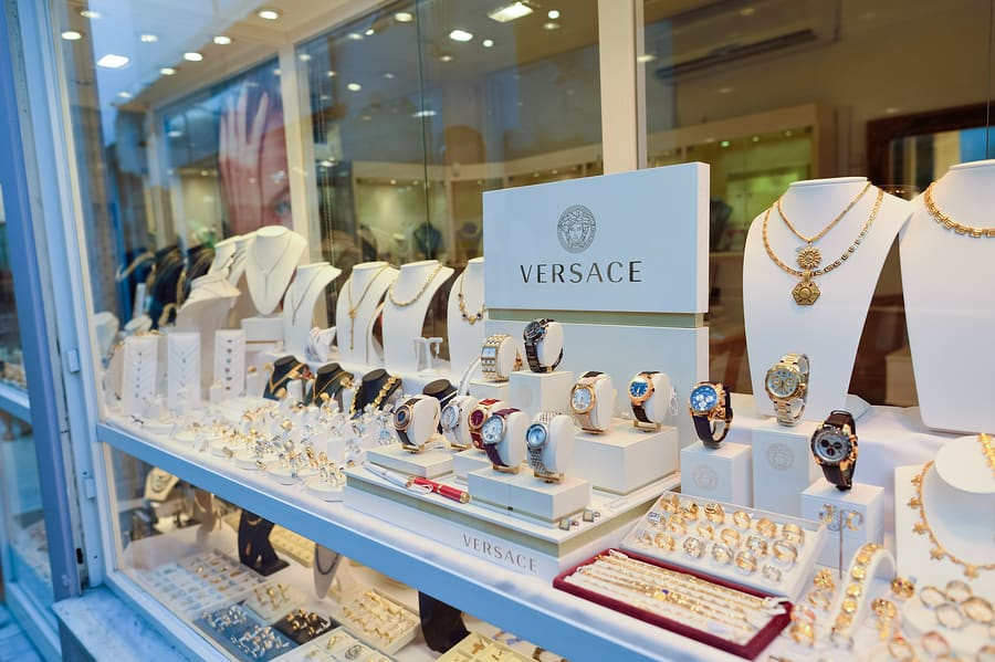 Security Surveillance for Jewelry Stores