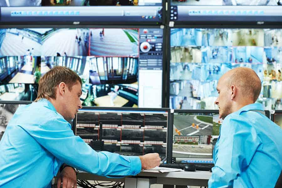 Houston Remote Live Video Surveillance Security Camera