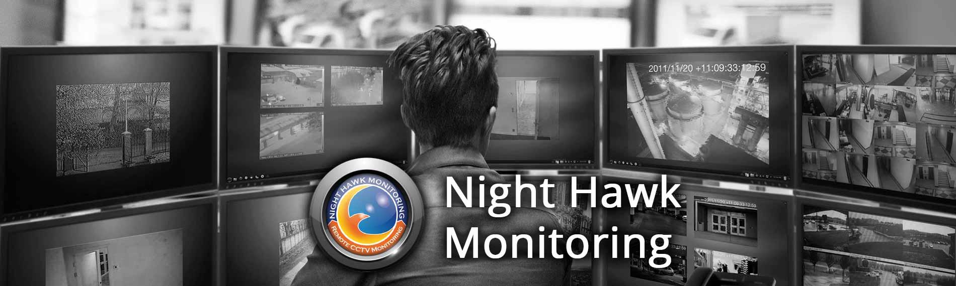 Night Hawk Monitoring - Marijuana Dispensary Remote Security Surveillance / Cannabis Security Remote Surveillance