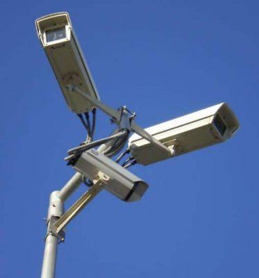 Auto Dealership Surveillance Security Camera Monitoring