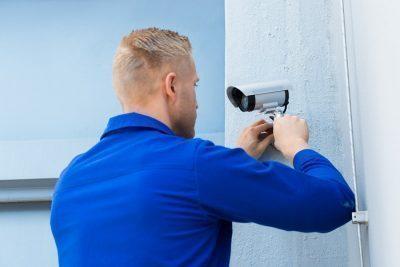 Plantation security cameras installation service company