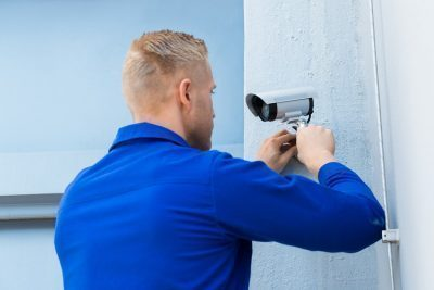 Sunrise security camera installation service company